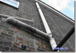 Information about drain pipes drainage systems for Outside waste pipe